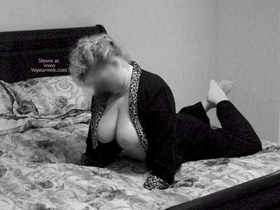 Pic #2 - Wife in B&W