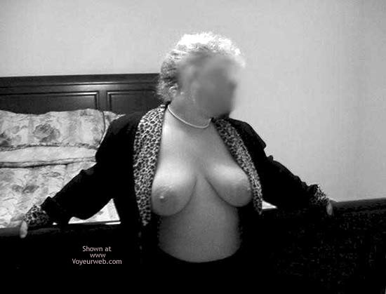 Pic #3 - Wife in B&W