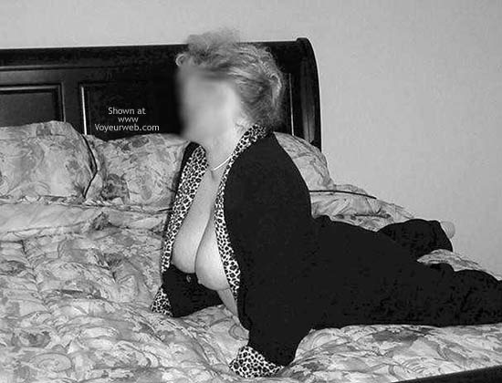 Pic #4 - Wife in B&W