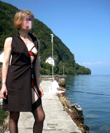 Pic #5 - Julie Hsavoie At Meillerie