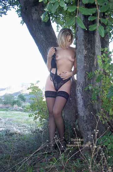 Pic #3 - *SN Russian Wife - In The Woods