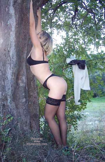 Pic #6 - *SN Russian Wife - In The Woods