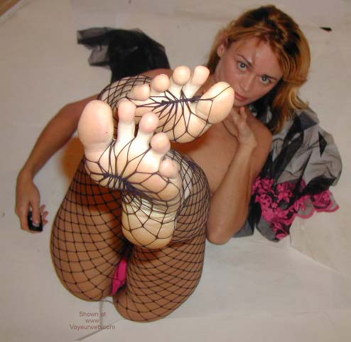 Pic #9 - *SN Lava Lushes fishnet fetish