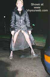 Pic #3 - *SN Blond in Pantyhose Slut From Belgium