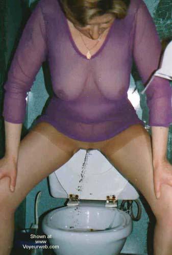 Pic #7 - *SN Blond in Pantyhose Slut From Belgium