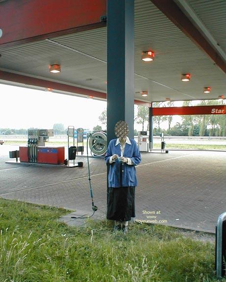 Pic #1 - Dutch Mandy'S First Nip!