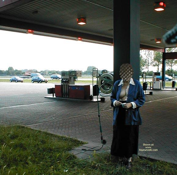 Pic #2 - Dutch Mandy'S First Nip!