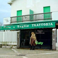 Caty in Liguria
