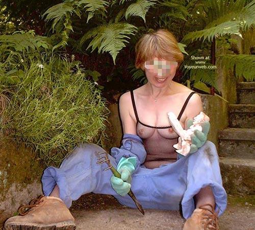 Pic #10 - Julie Hsavoie At Work