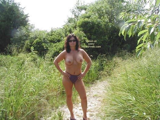 Pic #2 - Mature Hottie Wife