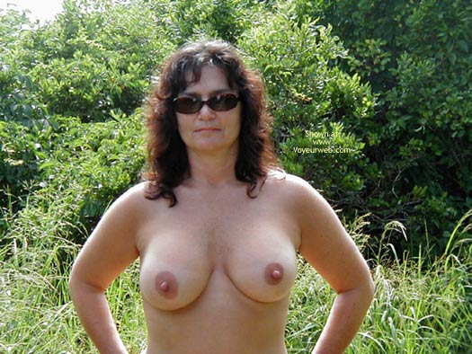 Pic #6 - Mature Hottie Wife