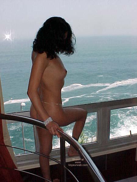 Pic #7 - Brazilian Girlfriend Back at Vip's Motel