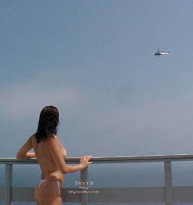 Pic #8 - Brazilian Girlfriend Back at Vip's Motel