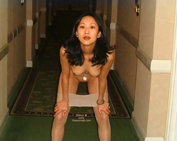 Pic #4 - *SN Chinese T.O. in Pantyhose