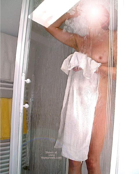 Pic #4 - Wife Showering