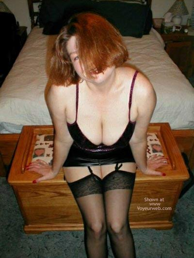 Pic #5 - *SN I Not Y Girls Black Stockings