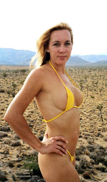 Pic #2 - Kim and The Joshua Tree