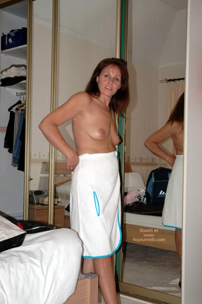 Pic #3 - Irish Maid Getting Ready