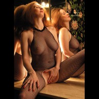 Milf Body Suit - Touching Herself