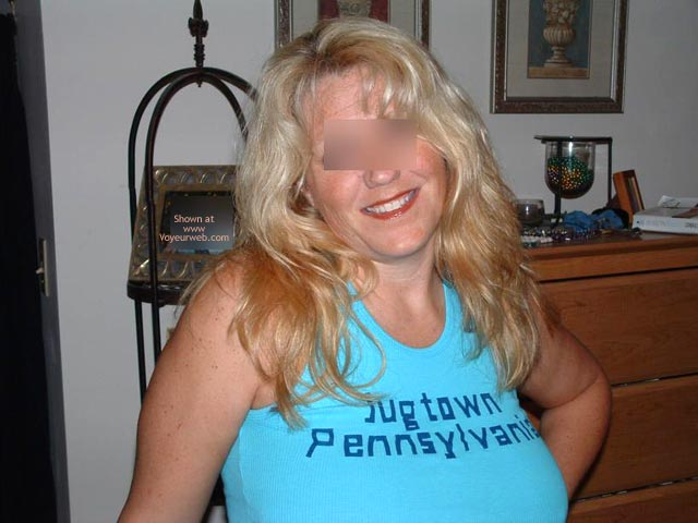 Pic #1 - Mrs. Boobman'S Big Tits