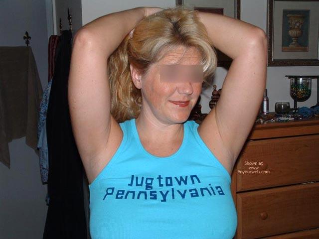 Pic #3 - Mrs. Boobman'S Big Tits