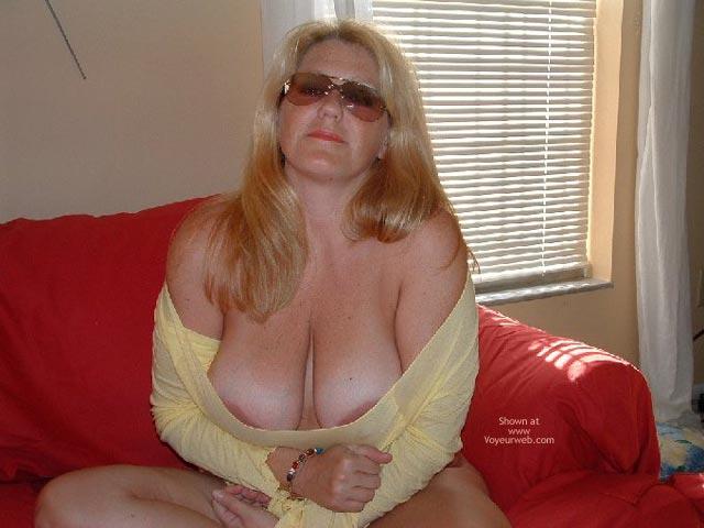 Pic #6 - Mrs. Boobman'S Big Tits