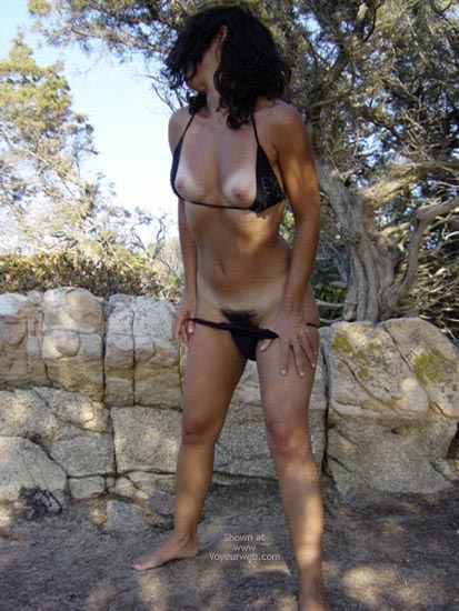 Pic #6 - Sexyclaire In The Woods