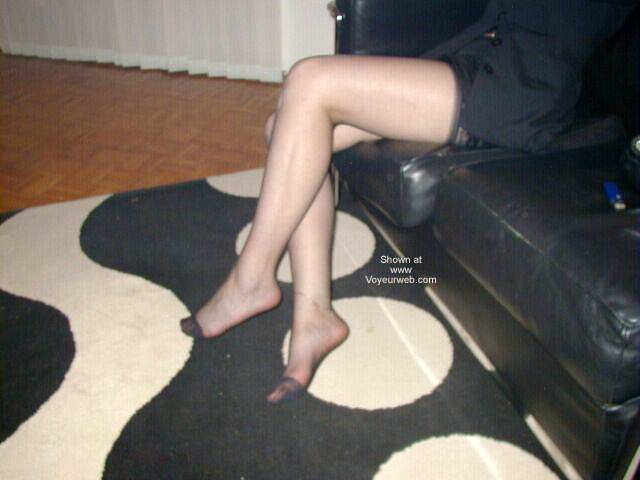 Pic #3 - *SN Sweet Feet/Legs in Nylons
