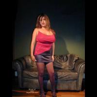 Alana's 38F Latina Titties!!