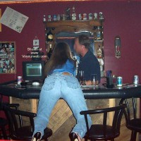 A Night at the Bar with Baby