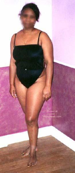 Pic #3 - Ebony Daring But Shy