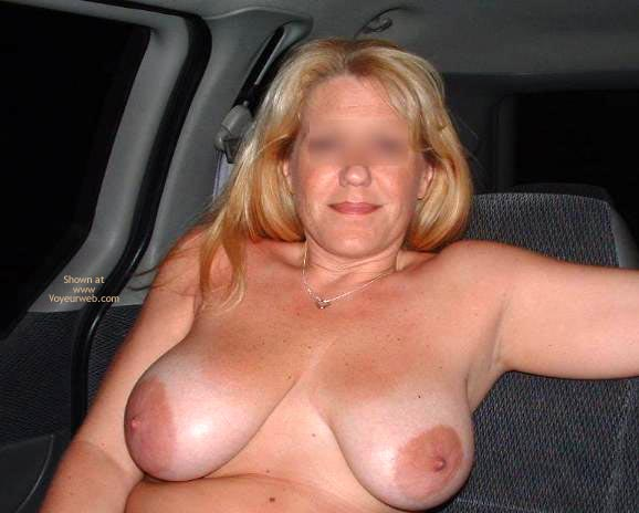 Pic #2 - Backseat With Mrs. Boobman