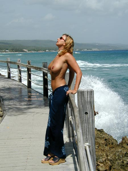 Pic #1 - Giselle For Faq Blue Sarong