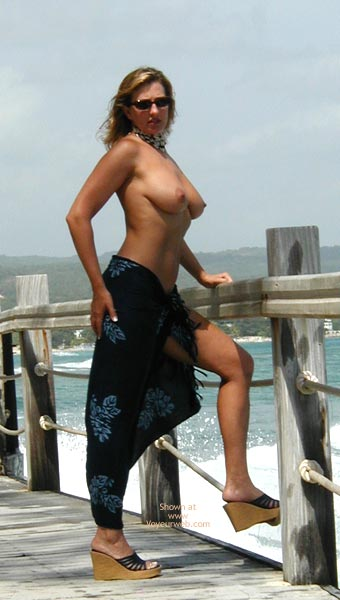 Pic #3 - Giselle For Faq Blue Sarong