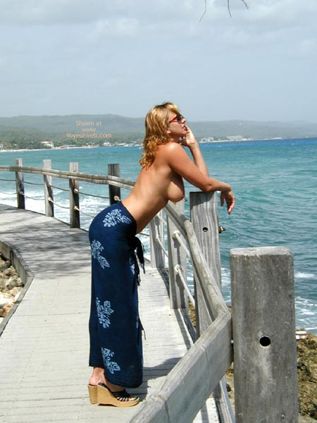 Pic #5 - Giselle For Faq Blue Sarong