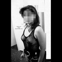 Black & White Lover Wife From Spain