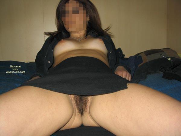 Pic #10 - Black Upskirt