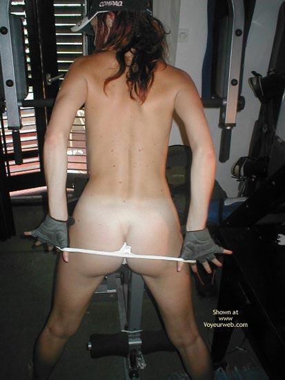 Pic #6 - Esper In Gym