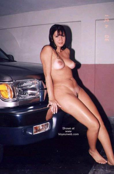 Pic #2 - Kari at Toyota