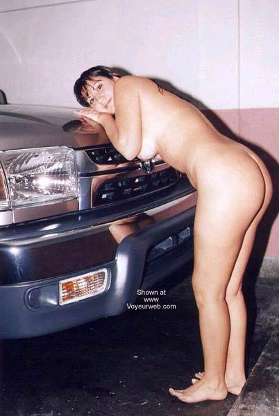 Pic #3 - Kari at Toyota