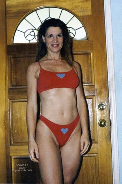 Pic #1 - Red Bikini