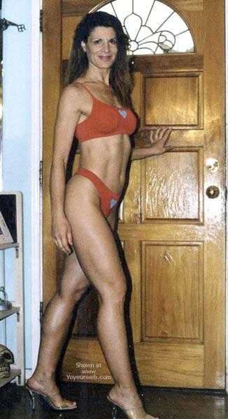 Pic #2 - Red Bikini