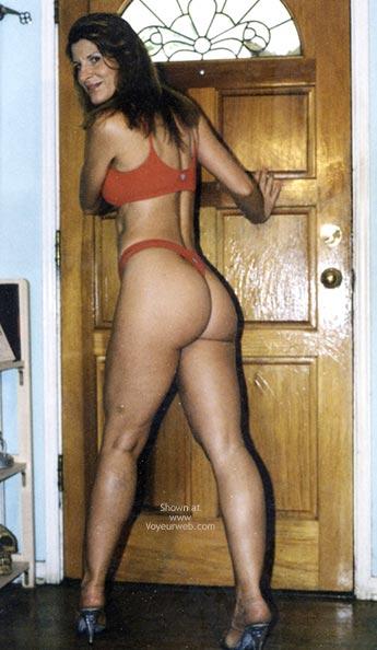 Pic #3 - Red Bikini