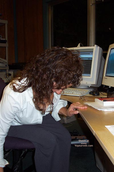 Pic #2 - Office Fun