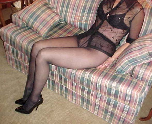 Pic #8 - *SN My Wife Connie in Nylons 2