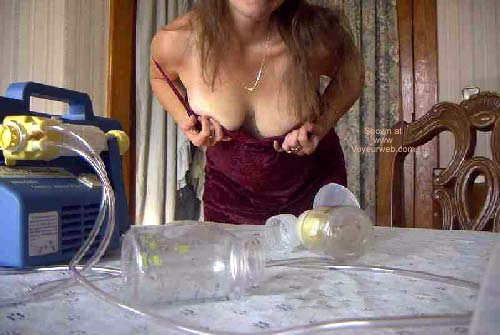 Pic #2 - Lactating-Double Breast Pump 1