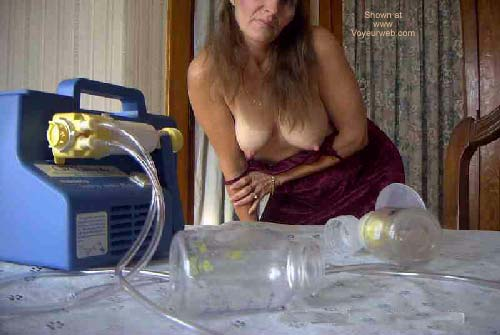 Pic #3 - Lactating-Double Breast Pump 1