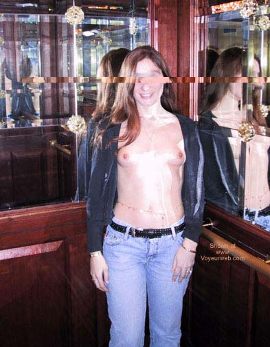 Pic #1 - Misty in Hotel Flashing