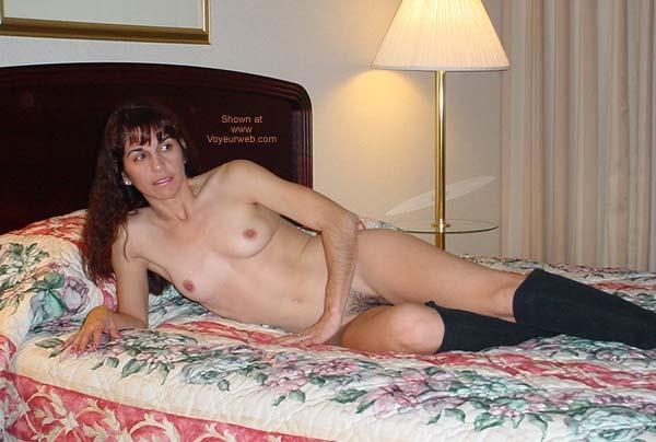 Pic #5 - Tight, Petite Brunette 2