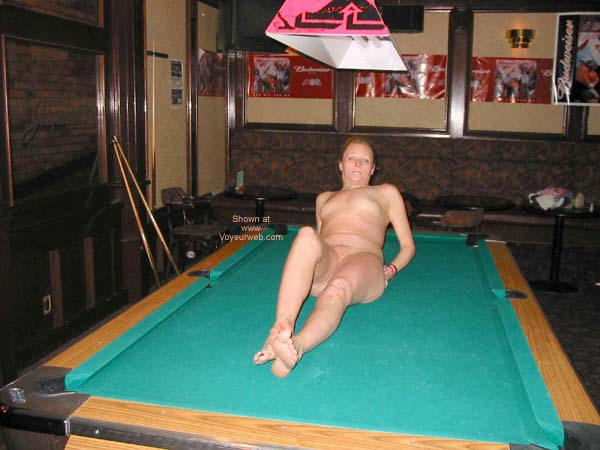 Pic #2 - Pool Table